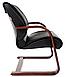 Кресло для посетителя Chairman 445 wd, фото 5