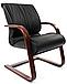 Кресло для посетителя Chairman 445 wd, фото 2