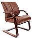 Кресло для посетителя Chairman 445 wd, фото 3