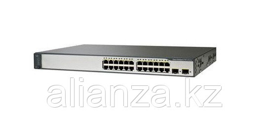 WS-C3750V2-24PS-E Коммутатор Cisco Catalyst