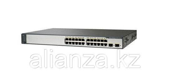 WS-C3750V2-24PS-S Коммутатор Cisco Catalyst