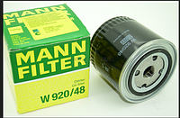 Масляный фильтр MANN W 920\48 железный