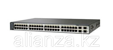 WS-C3750V2-48PS-S Коммутатор Cisco Catalyst