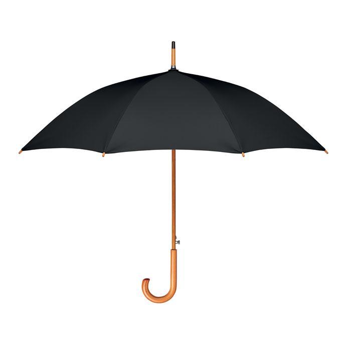 Зонт трость из эпонжа 23,5 дюйм, CUMULI RPET