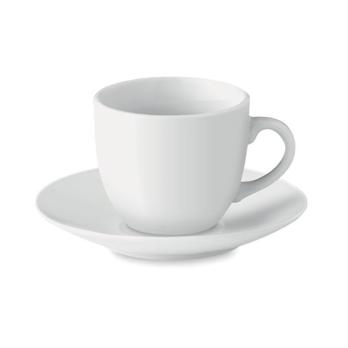 Чашка для эспрессо с блюдцем 80, ESPRESSO
