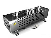 Электропечь ПЭТ-4-2 220 со шнуром, с выключателем   1 нагреватель на 2квт