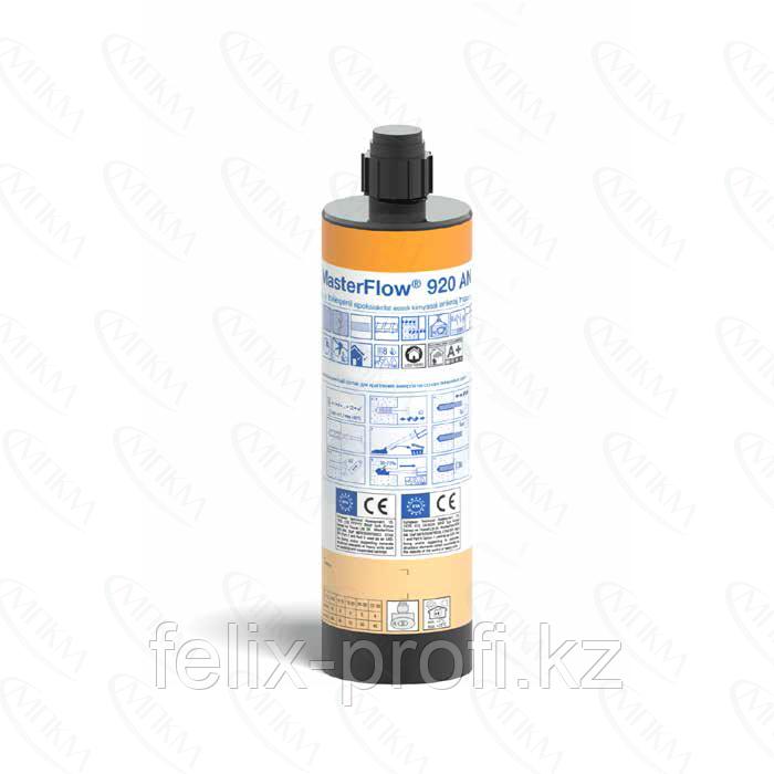 MasterFlow 920 AN —Универсальный двухкомпонентный состав для крепления анкеров на метакрилатной основе, не сод