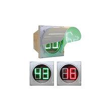 Индикатор времени светофора ИВС 200
