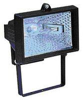 Прожектор галогенный ИО 500Вт черный IP54