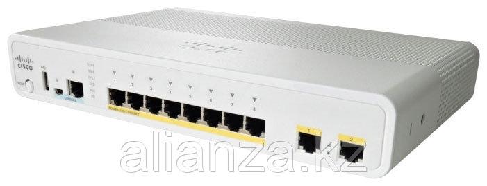 WS-C2960CPD-8PT-L Коммутатор Cisco Catalyst