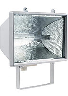 Прожектор галогенный ИО 1000Вт белый IP54