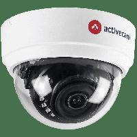 Купольная 2МП мультистандартная (4-в-1) видеокамера с ИК-подсветкой