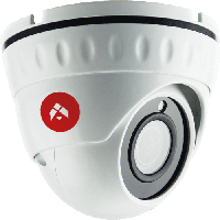 НОВИНКА!Компактная бюджетная1МП мультистандартная (4-в-1) видеокамера с ИК-подсветкой