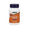 Витамин D3 Now Foods - Vitamin D-3 5000IU, 120 капсул