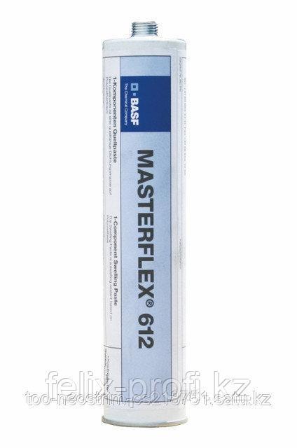 MASTERFLEX® 612 – это расширяющаяся, гидроизоляционная паста на осно-  ве полиуретанового эластомера.