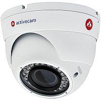 Вандалозащищенная2МП мультистандартная (4-в-1)видеокамера с вариофокальным объективом и ИК-подсветкой