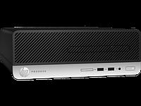 Системный блок HP 4CZ79EA ProDesk 400G5SFF, GOLDHE, i5-8500, 4GB, 1TB HDD, W10p64