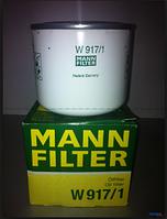 Масляный фильтр mann w 917/1 железный