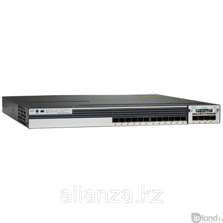 WS-C3750X-12S-S Коммутатор Cisco Catalyst