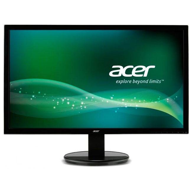 Монитор Acer LCD V206HQL 19.5'' TN (1600x900)/LED/200 cd/m²/VGA,/(90°/65°)