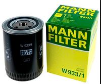 Масляный фильтр mann w 933/1 железный