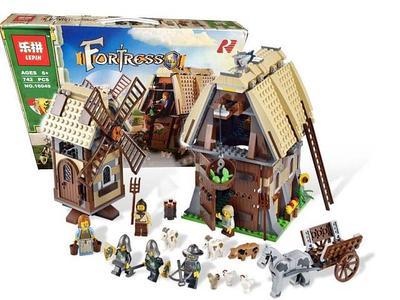 Конструктор средневековье Castle