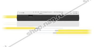 Делитель оптический корпусный single window 1х 2 (1550nm)