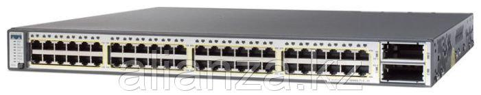WS-C3750E-48PD-E Коммутатор Cisco Catalyst