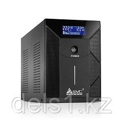 Источник бесперебойного питания (UPS) SVC V-2000-F-LCD