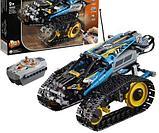 Конструктор lepin 20096 аналог лего LEGO Technic 42095 Скоростной вездеход с Д/У, фото 4