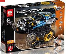 Конструктор lepin 20096 аналог лего LEGO Technic 42095 Скоростной вездеход с Д/У