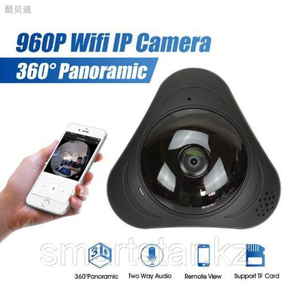 Рыбий глаз панорамная WI FI камера 360 градусов(ip camera)