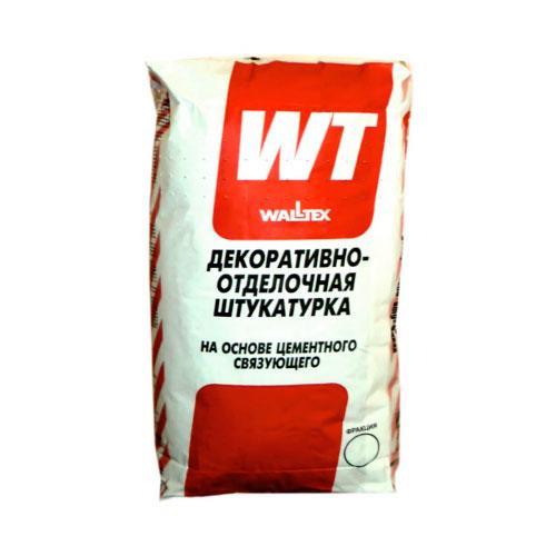 Декоративная штукатурка Waltex фракция 2,5