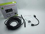 Гибкая видео-камера Эндоскоп Android and PC Endoscope 2 и 5м, фото 3