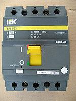 Авт. выключатель ВА 88-33 3р 125 А      35кА