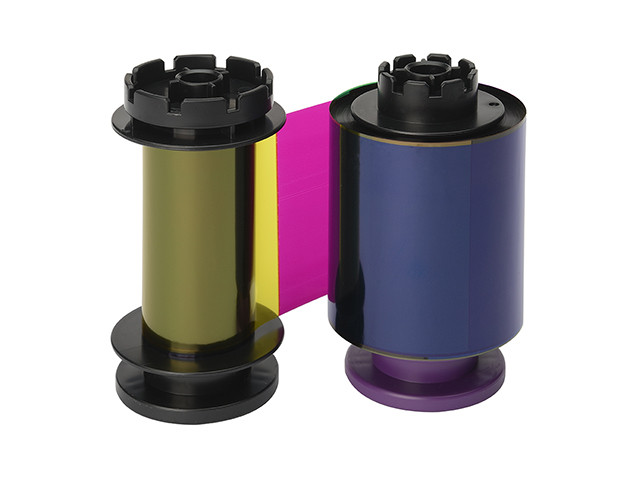 Полноцветная лента на 500 отп. RT4F010SAA для принтеров Avansia