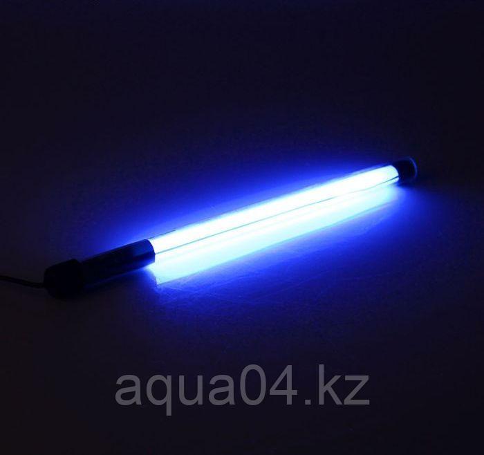 Погружная лампа голубая (30cm)(6W)