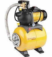 Насосная станция GRINDA автоматическая, пропускная способность 3600 л/час, высота подачи воды 45 м, 1100 Вт