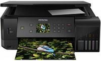 МФУ Epson L7160 фабрика печати