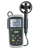 CEM Instruments DT-618 Измеритель скорости воздуха и температуры 480502