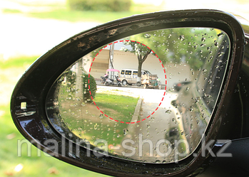 Антидождь на боковые зеркала
