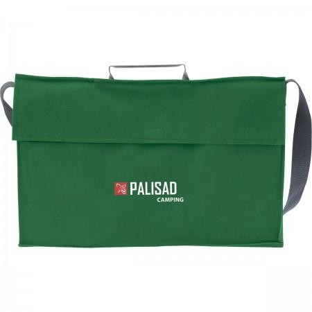Мангал-дипломат в сумке 410 x 280 x 125 с 6 шампурами Camping Palisad