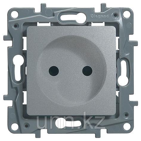 Розетка 2к+3 со шторками, автоматические зажимы (ETIKA), фото 2