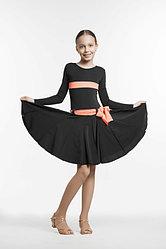 Детская одежда для бальных танцев 4