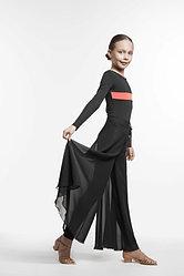 Детская одежда для бальных танцев 5