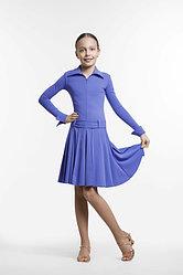 Детская одежда для бальных танцев 6