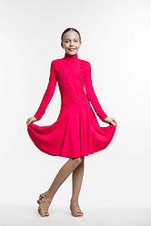 Детская одежда для бальных танцев 7