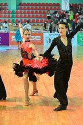 Детская одежда для бальных танцев 9