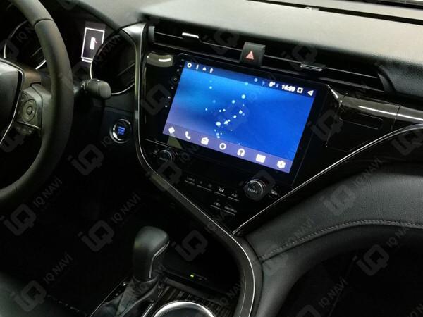 Автомагнитола Toyota Hilux на Android