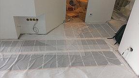 тёплый пол с использованием инфракрасной плёнки